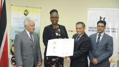 Boosting Tobago's Tourism Through Certification