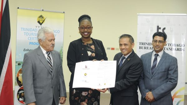 Boosting Tobago's Tourism Through Certification