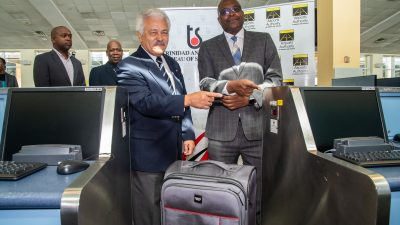 Airports Authority Baggage Scales Pass Verification Tests