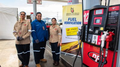 TTBS Conducts Fuel Verification Exercise at NP Service Stations