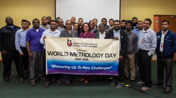 Metrology Staff Celebrates World Metrology Day, 2019