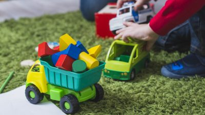 Update on the Stakeholder Meeting for Children's Toys