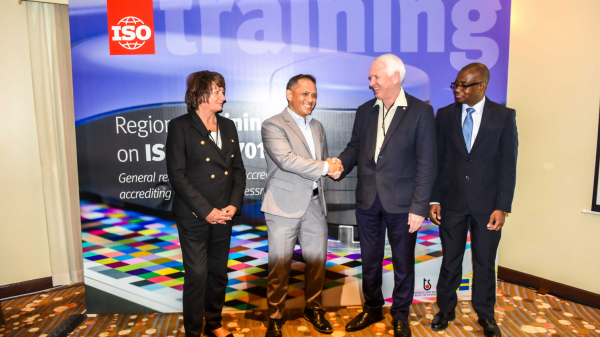 TTBS Collaborates With ISO To Build Technical Capacity