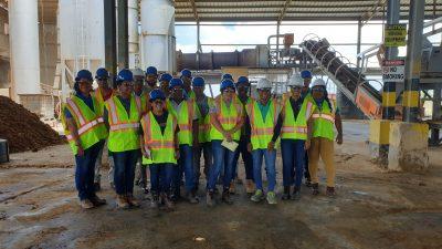 TTBS Hosts Workshop on Hazardous Waste Management