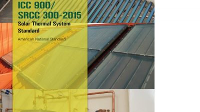 Draft CARICOM Regional Standard For Voting – Solar Thermal Systems