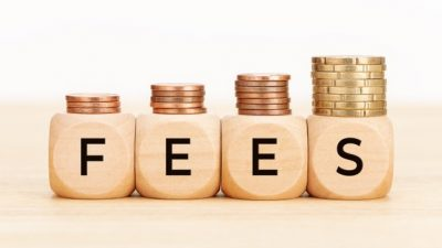Schedule of Regulatory Fees – Implementation Division