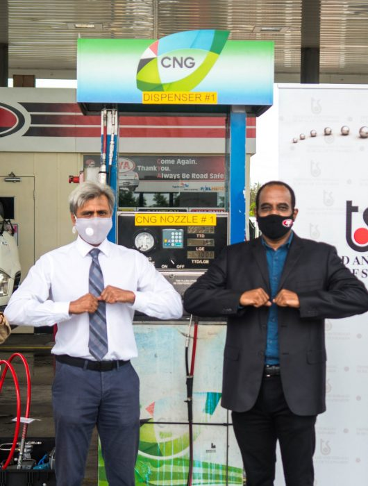 Ensuring value for money at CNG dispensers