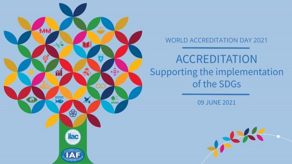 TTBS and TTLABS Celebrate World Accreditation Day 2021